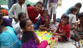 ToyBank brings joy to the life of all children through the toys.