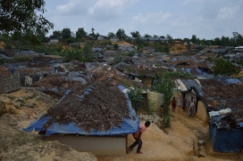 Rohingya people in Bangladesh. Photo: European Comission DG, Flickr