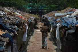 Rohingya people, a chased minority in Myanmar. Photo: European Comission DG, Flickr