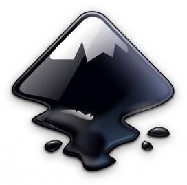 Inkscape logo. Photo: Inkscape