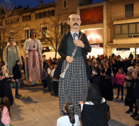 Giant Pep Ventura from Figueres
