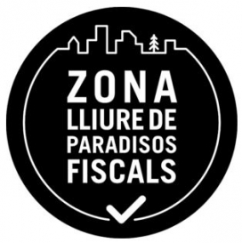 Image of one of the campaigns launched by the Platform for a Fair, Environmental and Solidarity Taxation. Photo: Plataforma per una Fiscalitat Justa, Ambiental i Solidària
