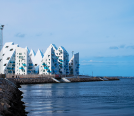 Located on the east coast of the península, Aarhus is the second most populated city in Denmark, with around 320,000 inhabitants / Photo: Gonzalo Pineda Zuniga, Flickr
