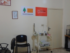 They are helping meet the basic healthcare needs by opening medical centres.  Source: ACL