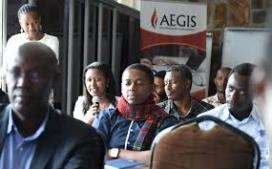 Aegis Trust organization in Rwanda
