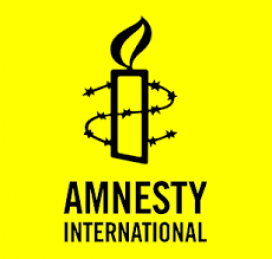 Amnesty International Logo. Photo: AI