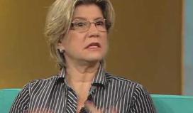 Ana Lodi, a prominent LGBTI rights' activist from Brazil.