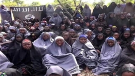 Boko Haram and the 110 girls kidnapped on March 2018.