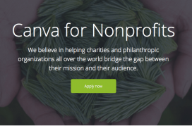 Canva For Non-Profits. Image: Canva