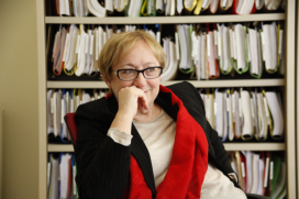 Isabel Baixeras, the legal expert who drafted the injunction. Photo: Stop Mare Mortum