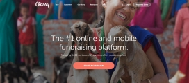 Classy.org, the fastest growing fundraising platform. Image: Classy.org