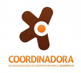 Logo of Coordinadora of NGOs from Spain. Image: Coordinadora