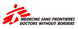 Doctors Without Borders Logo. Image: DWB