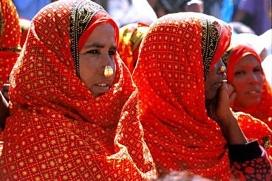 Eritrean women. Photo: Wikimedia