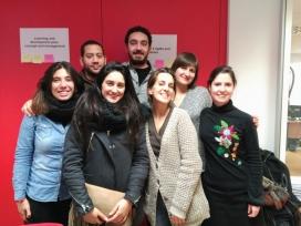 Alianza por la Solidaridad EU Aid Volunteers 2017