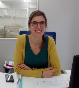 Isa López from Fundació Estany / Photo: Fundació Estany