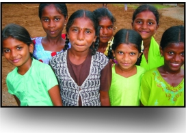 Untouchable caste Indian girls hosted by Haribala