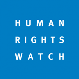 Human Rights Watch Logo. Image: HRW