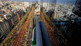 Image of catalan V / Photograph: lavanguardia.com