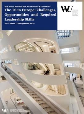 The report's cover.   Source: Wirtschafts Universität de Viena