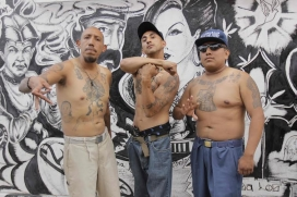 The organization is formed by disintegrating people and members of youth gangs.