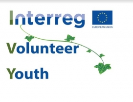 Interreg Volunteer Youth Logotype.