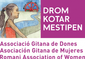 The logo of the Drom Kotar Mestipen association / Photo: Drom Kotar Mestipen