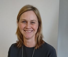 Jessica Wenban Smith is head of communications at Local Trust / Photograph: Local Trust