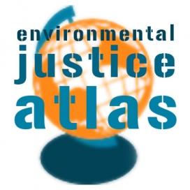 Environmental Justice Atlas's Logo. Image: EJAtlas