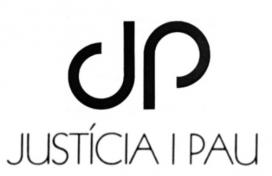 Justícia i Pau's logotype.