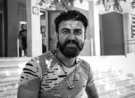 Karim Dhahi, Iraqi migrant
