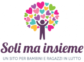Soli ma insieme is a website addressed to grieving children and teenagers / Image: www.solimainsieme.it