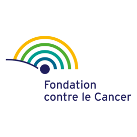 Logo from Belgian Foundation against Cancer. Image: FCC
