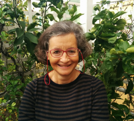 Lorenza Raponi is the treasurer and responsible for the online activities of Gruppo Eventi.