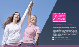 Avon's marketing campaign to fight breast cancer
