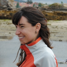 Marta cavallé is an expert in marine biology