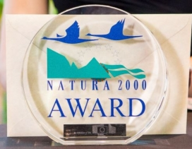 Natura 2000 Award.      Source: Birdlife