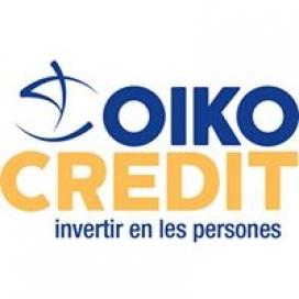 Oikocredit Catalunya logo