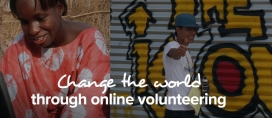 UN programme to do digital volunteering. Image: United Nations
