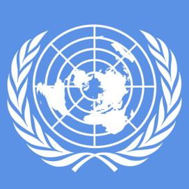 UN Logo: Image: Wikimedia Commons