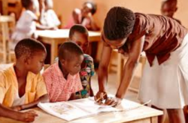 250 million children of primary school age lack basic reading, writing and math skills  Source: Pencils of promise.