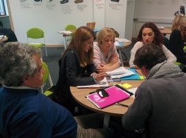 Capacity-building seminar in Shrewsbury, University of Chester / Photograph: NEET U