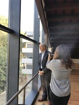 Ricard López, president of APSOCECAT