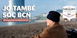 I am also Barcelona. Arrels Foundation campaign.