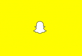 Snapchat, an increasing popular tool to reach Generation Z. Image: Snpachat