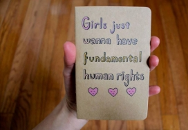 Girls just wanna have fundamental rights. Source: SPARK movement
