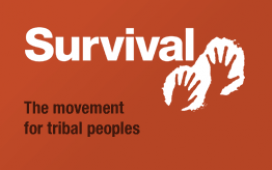 Survival International Logo. Image: Survival International