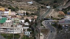 Fence of Melilla