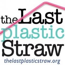 The Last Plastic Straw Logo. Image: The Last Plastic Straw