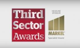 Third Sector Awards Logo. Photo: TSA